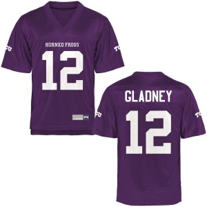 Jeff Gladney TCU Horned Frogs Youth Replica Football Jersey  -  Purple
